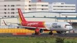 raichanさんが、成田国際空港で撮影したベトジェットエア A321-271Nの航空フォト(写真)