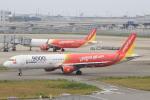 キイロイトリさんが、関西国際空港で撮影したベトジェットエア A321-211の航空フォト(写真)
