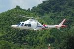 らむさんが、静岡ヘリポートで撮影した静岡エアコミュータの航空フォト(写真)