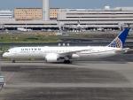 FT51ANさんが、羽田空港で撮影したユナイテッド航空 787-9の航空フォト(写真)