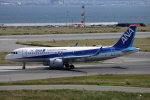 MOHICANさんが、関西国際空港で撮影した全日空 A320-271Nの航空フォト(写真)