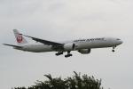 HEATHROWさんが、成田国際空港で撮影した日本航空 777-346/ERの航空フォト(写真)
