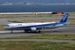 MOHICANさんが、関西国際空港で撮影した全日空 A321-272Nの航空フォト(写真)