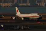 採れたてほしいもさんが、羽田空港で撮影した航空自衛隊 747-47Cの航空フォト(写真)