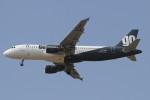 BTYUTAさんが、インディラ・ガンディー国際空港で撮影したゴーエア A320-214の航空フォト(写真)