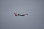神宮寺ももさんが、関西国際空港で撮影したエア・インディア 747-437の航空フォト(写真)