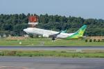 こうきさんが、成田国際空港で撮影した春秋航空日本 737-86Nの航空フォト(写真)