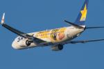 こうきさんが、新千歳空港で撮影したスカイマーク 737-8FHの航空フォト(写真)