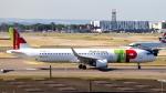 誘喜さんが、ロンドン・ヒースロー空港で撮影したTAPポルトガル航空 A321-251Nの航空フォト(写真)