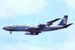tassさんが、ロンドン・ガトウィック空港で撮影したオカダ・エア 707-355Cの航空フォト(写真)