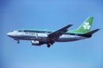 tassさんが、ロンドン・ヒースロー空港で撮影したエア・リンガス 737-548の航空フォト(写真)