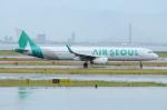 ITM58さんが、関西国際空港で撮影したエアソウル A321-231の航空フォト(写真)