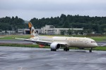 T.Sazenさんが、成田国際空港で撮影したエティハド航空 787-9の航空フォト(写真)