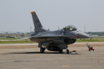 ANA744Foreverさんが、千歳基地で撮影したアメリカ空軍 F-16CM-50-CF Fighting Falconの航空フォト(写真)