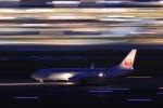 Hiro-hiroさんが、羽田空港で撮影した日本航空 737-846の航空フォト(写真)
