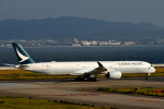 we love kixさんが、関西国際空港で撮影したキャセイパシフィック航空 A350-1041の航空フォト(写真)