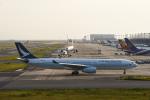 we love kixさんが、関西国際空港で撮影したキャセイパシフィック航空 A330-343Xの航空フォト(写真)