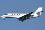 Hariboさんが、羽田空港で撮影したノエビア 680 Citation Sovereignの航空フォト(写真)