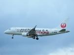 ジジさんが、福岡空港で撮影したジェイ・エア ERJ-170-100 (ERJ-170STD)の航空フォト(写真)