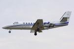 Hariboさんが、ロンドン・ヒースロー空港で撮影したロンドン・エグゼクティブ・エイビエーション Cessnaの航空フォト(写真)