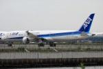 レドームさんが、羽田空港で撮影した全日空 787-9の航空フォト(写真)