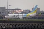 レドームさんが、羽田空港で撮影したAIR DO 737-781の航空フォト(写真)