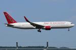 Flankerさんが、横田基地で撮影したオムニエアインターナショナル 767-323/ERの航空フォト(写真)