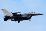 Flankerさんが、三沢飛行場で撮影したアメリカ空軍 F-16CM-50-CF Fighting Falconの航空フォト(写真)
