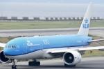FLYING  HONU好きさんが、関西国際空港で撮影したKLMオランダ航空 777-206/ERの航空フォト(写真)