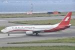 FLYING  HONU好きさんが、関西国際空港で撮影した上海航空 737-8Q8の航空フォト(写真)