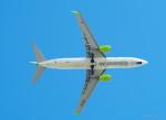 MASACHANさんが、宮崎空港で撮影したソラシド エア 737-86Nの航空フォト(写真)