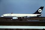 tassさんが、成田国際空港で撮影したMIATモンゴル航空 A310-304の航空フォト(飛行機 写真・画像)