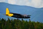 HS888さんが、鹿児島空港で撮影した新日本航空 BN-2B-20 Islanderの航空フォト(写真)