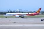 ITM58さんが、台湾桃園国際空港で撮影した香港航空 A350-941XWBの航空フォト(写真)