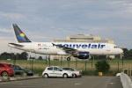 garrettさんが、パリ シャルル・ド・ゴール国際空港で撮影したヌーべルエア・チュニジア A320-214の航空フォト(写真)