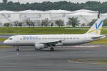mameshibaさんが、成田国際空港で撮影したバニラエア A320-211の航空フォト(写真)