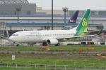 HEATHROWさんが、成田国際空港で撮影した春秋航空日本 737-8ALの航空フォト(写真)