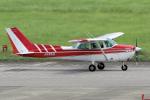 yabyanさんが、名古屋飛行場で撮影した日本個人所有 172N Ramの航空フォト(飛行機 写真・画像)