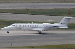 Hariboさんが、関西国際空港で撮影したグローバルウイングス 45XRの航空フォト(飛行機 写真・画像)