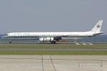 Hariboさんが、羽田空港で撮影したガボン政府 DC-8-73CFの航空フォト(写真)