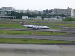 うすさんが、伊丹空港で撮影したアイベックスエアラインズ CL-600-2C10 Regional Jet CRJ-702ERの航空フォト(写真)