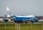 Cygnus00さんが、成田国際空港で撮影したエアブリッジ・カーゴ・エアラインズ 747-83QFの航空フォト(写真)