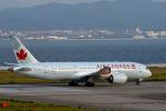 we love kixさんが、関西国際空港で撮影したエア・カナダ 787-8 Dreamlinerの航空フォト(写真)