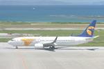 Mr.boneさんが、那覇空港で撮影したMIATモンゴル航空の航空フォト(写真)