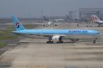 キイロイトリさんが、関西国際空港で撮影した大韓航空 777-3B5/ERの航空フォト(写真)