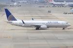 キイロイトリさんが、関西国際空港で撮影したユナイテッド航空 737-824の航空フォト(写真)