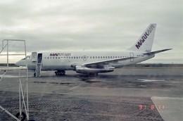 Kobayashiさんが、ウィレイ・ポスト=ウィル・ロジャース・メモリアル空港で撮影したマークエア 737-247の航空フォト(飛行機 写真・画像)
