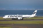 航空研究家さんが、中部国際空港で撮影したフィンエアー A350-941XWBの航空フォト(写真)