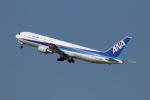 航空研究家さんが、中部国際空港で撮影した全日空 767-381の航空フォト(写真)