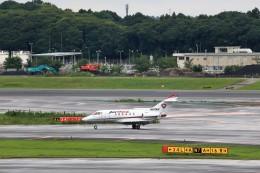 T.Sazenさんが、成田国際空港で撮影したBritish Aerospace Airmed Int.Llc BAe-125-800Aの航空フォト(写真)